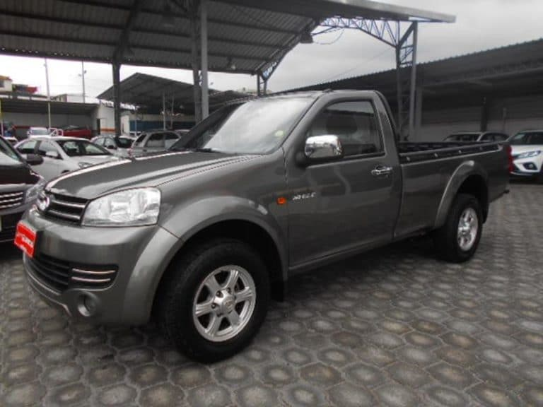 Great Wall Wingle 4x2 cs gas 2.4cc m/t -2019-PCV9676