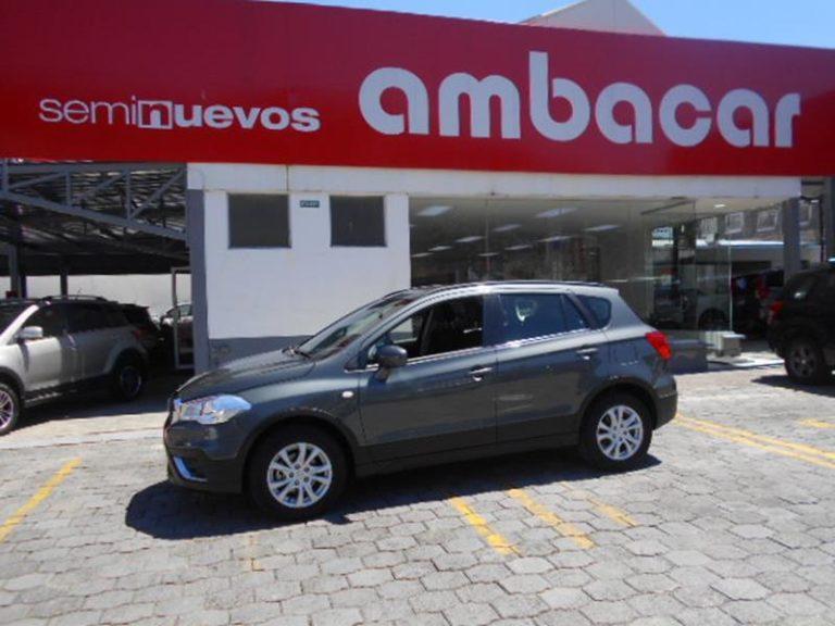 Chevrolet Scross m/t 1.6cc - 2020- PDQ7339