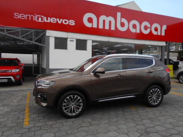 Haval H6 All New suprime st automático -2019- TBH5841