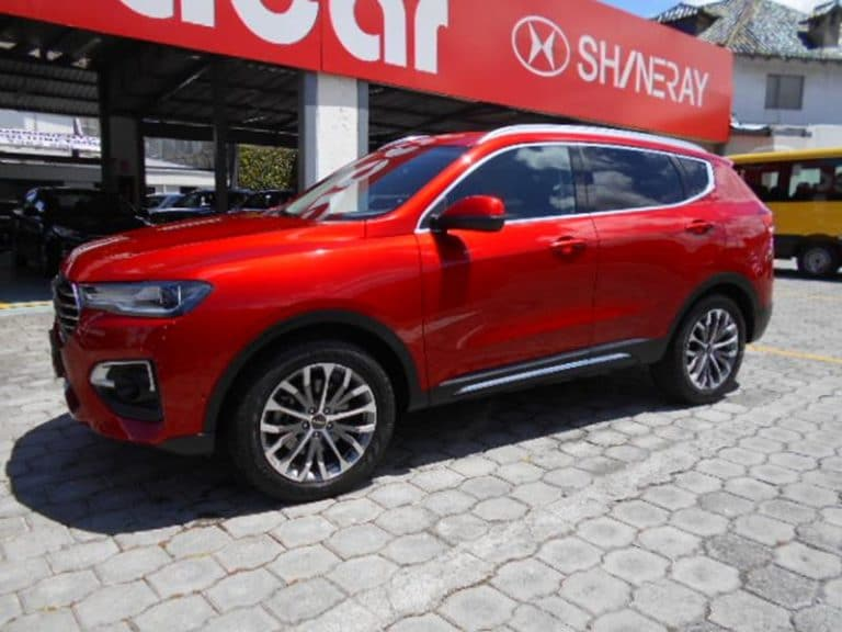 Haval H6 All New Supreme a/t -2020-TBH9656