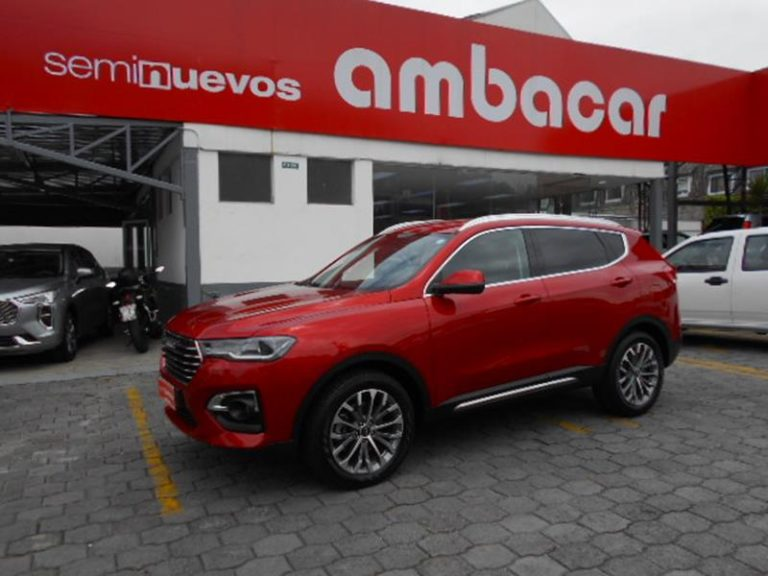 Haval H6 All New suprime a/t 2.0cc turbo -2020-PDL6903
